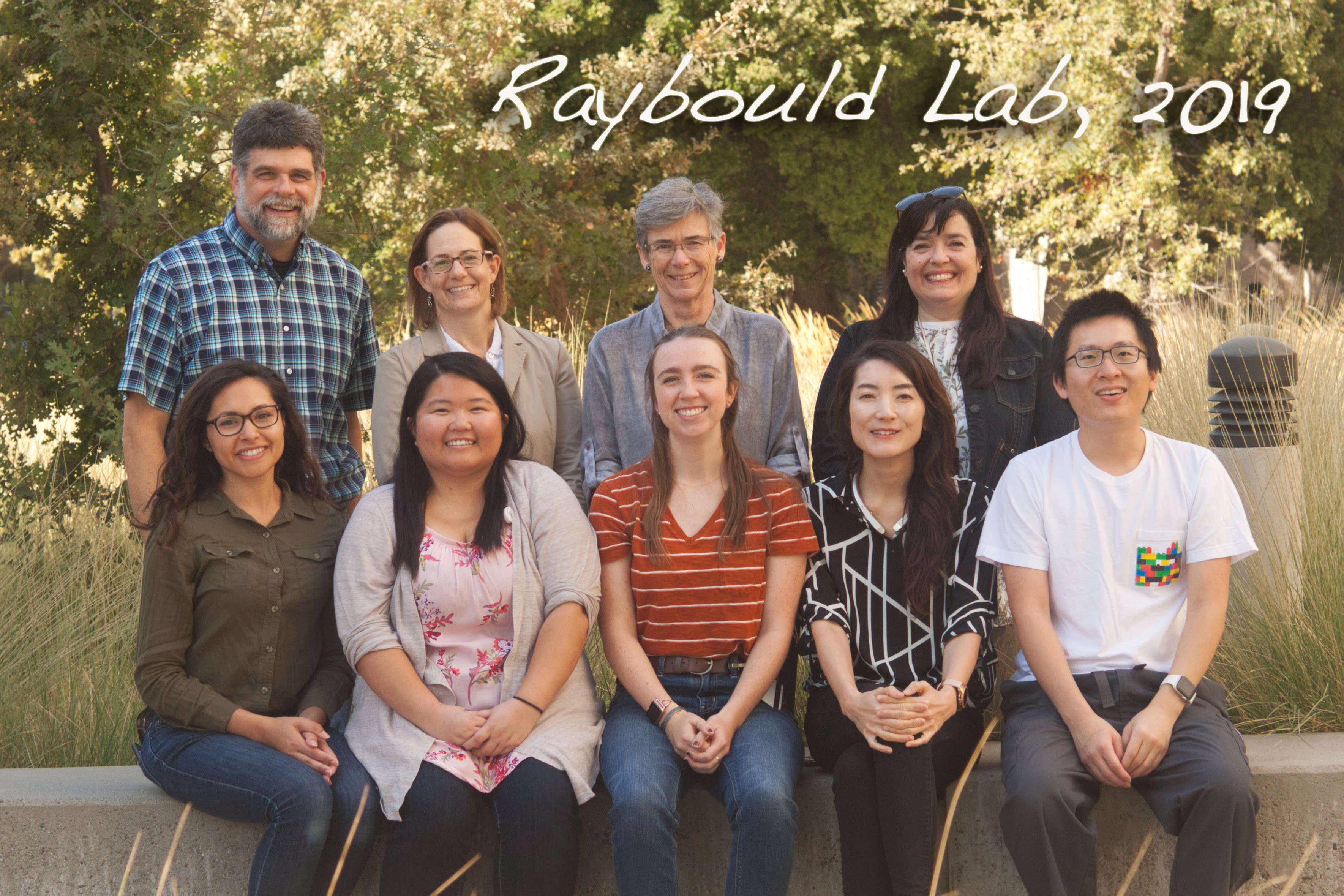 Raybould Lab, 2019